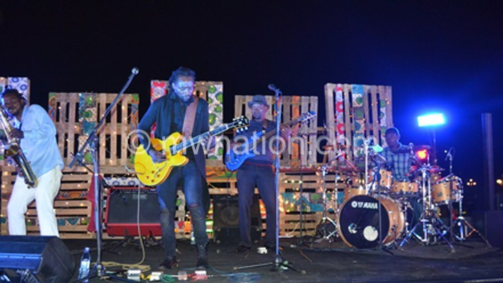 PALIANI ON STAGE | The Nation Online