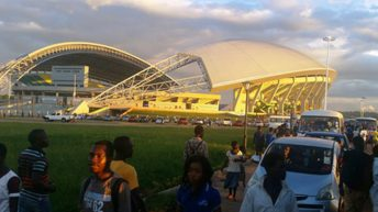 Stadium manager takes blame for stampede