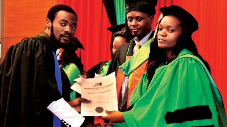 MIJ graduates 538, to introduce degree programme