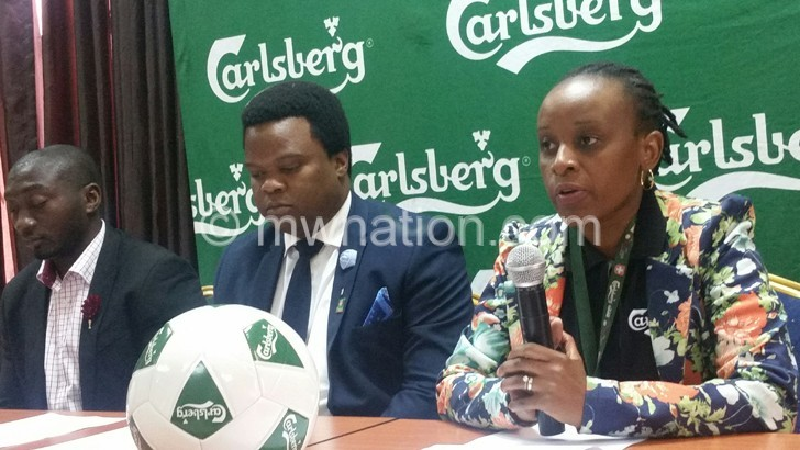 Carlsberg Cup   The Nation Online
