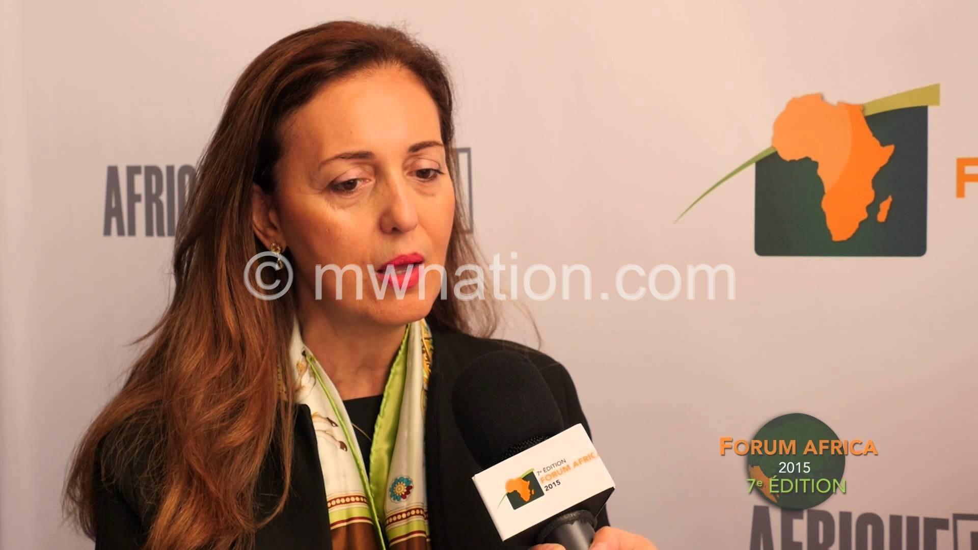 Leila Mokaddem   The Nation Online
