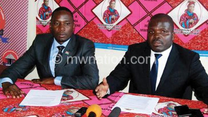MUCHANAKHWAYE MPULUKA   The Nation Online