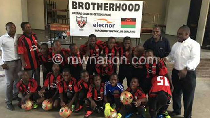 Maghemo Youth Football Club | The Nation Online