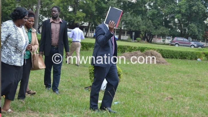 Maxwell Namata | The Nation Online