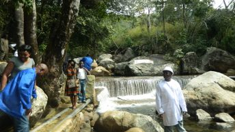 An excursion into Muloza water project