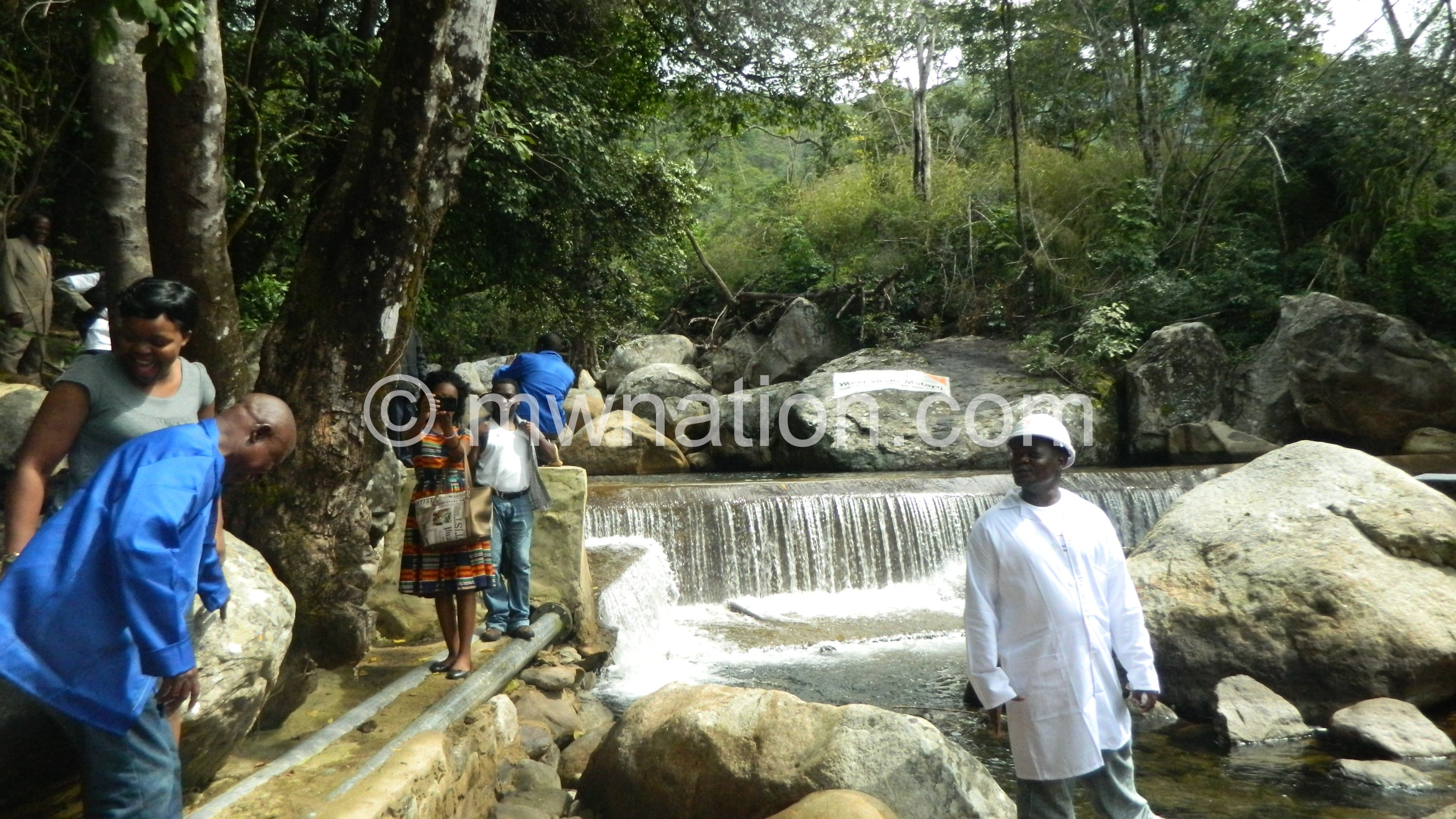 Muloza water project 11 | The Nation Online