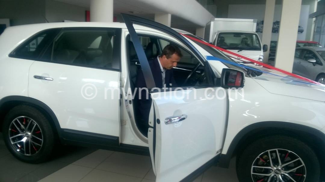 RVG car | The Nation Online