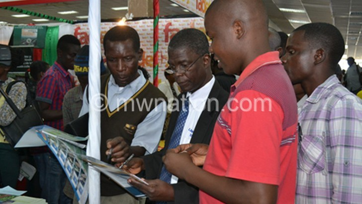 TRADE FAIR | The Nation Online