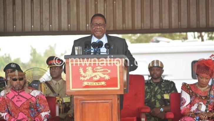 Corruption not political—APM