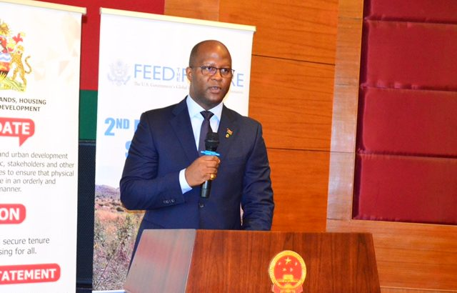 Land Laws to develop positive reforms – Muluzi