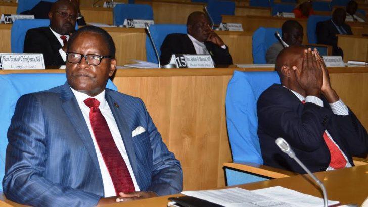 WB budget support an act of mercy—Chakwera
