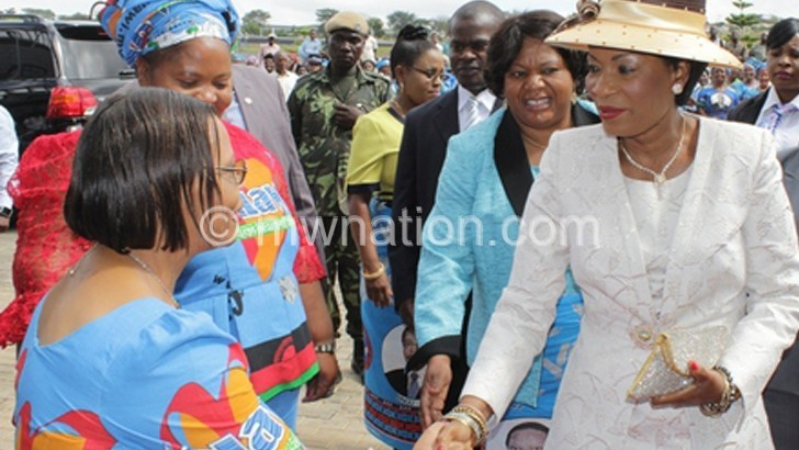 first lady   The Nation Online