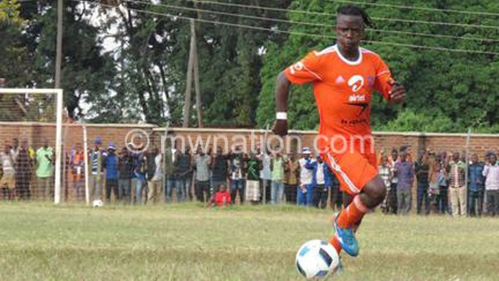 Kamwendo asks for contract termination