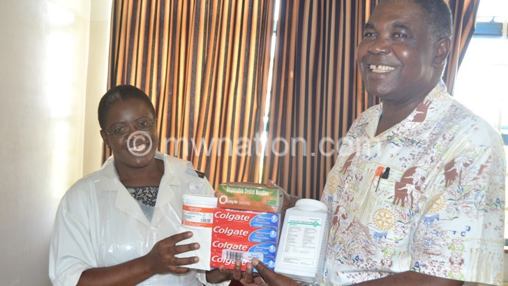 medicine donation | The Nation Online