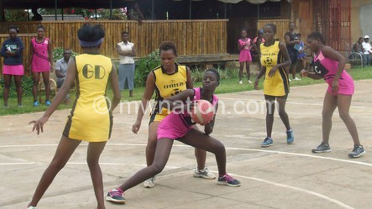Boma lead in Gateway  netball tournament