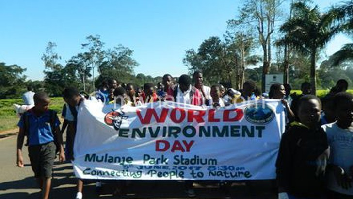 'Youth crucial in environmental conservation'