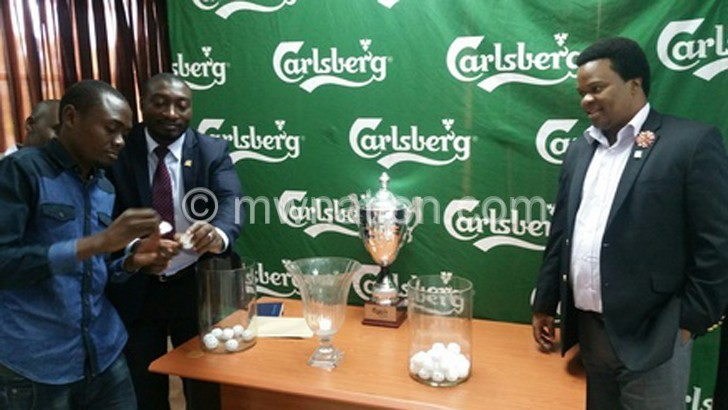 CARLSBERG DRAW 1 | The Nation Online