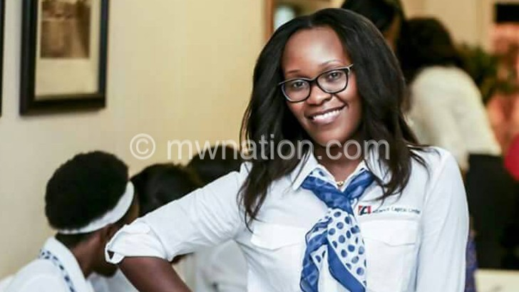 Charity mhango   The Nation Online