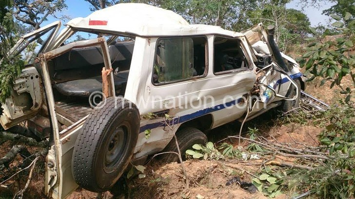 Chitipa Accident | The Nation Online