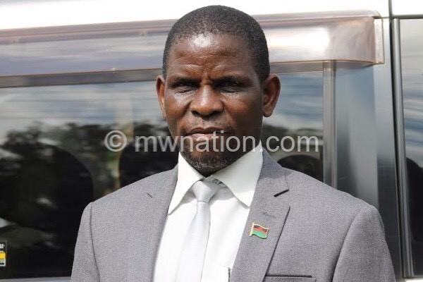 KK Central MP Peter Mazizi | The Nation Online