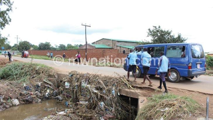 LILONGWE GARBAGE   The Nation Online