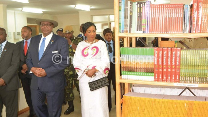 Mutharika | The Nation Online