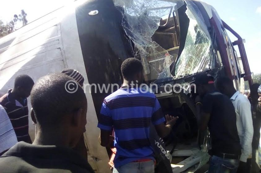 Ntcheu accident 2 | The Nation Online