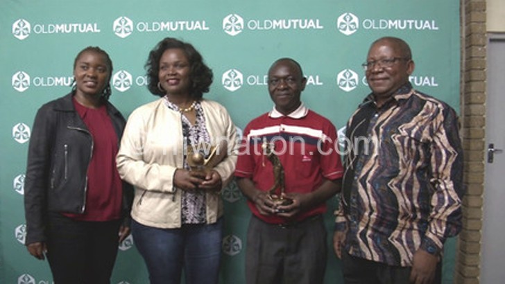 OLD MUTUAL GOLF | The Nation Online
