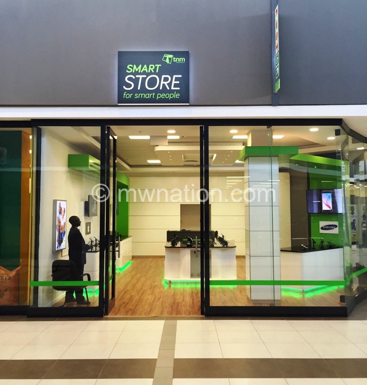 TNM smart store GateWay Mall LL1 | The Nation Online