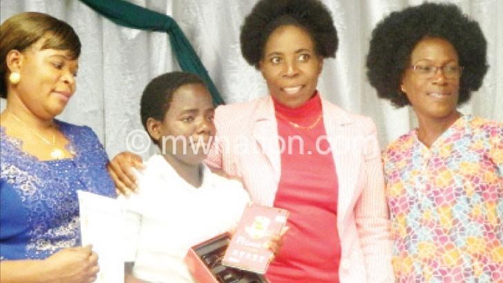 St. Michaels school alumni motivating girls