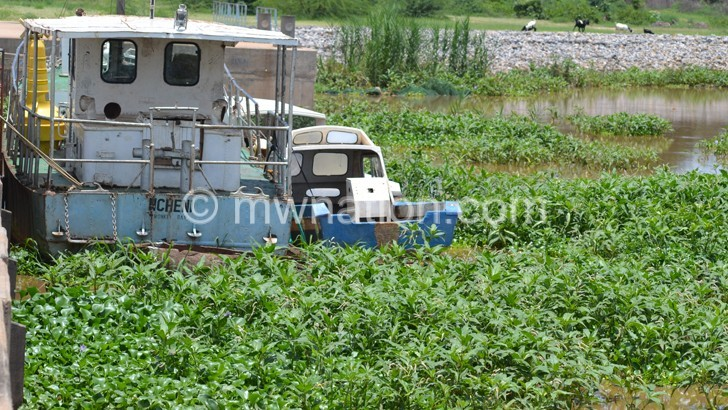 Waterway Nsanje Port   The Nation Online