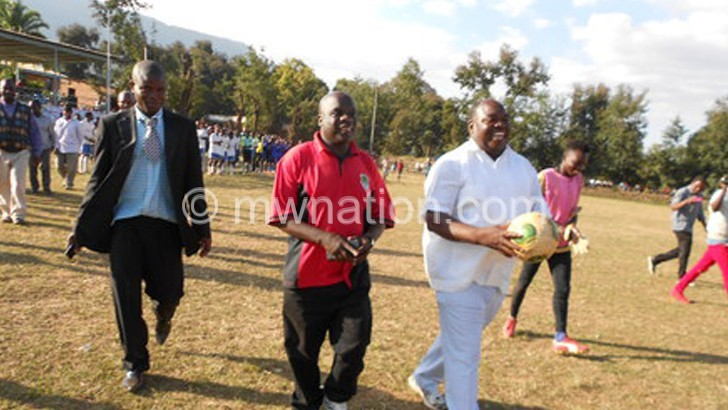 ZOMBA ACADEMY | The Nation Online