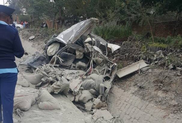 Four die in road accident
