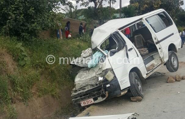 accident 5 | The Nation Online