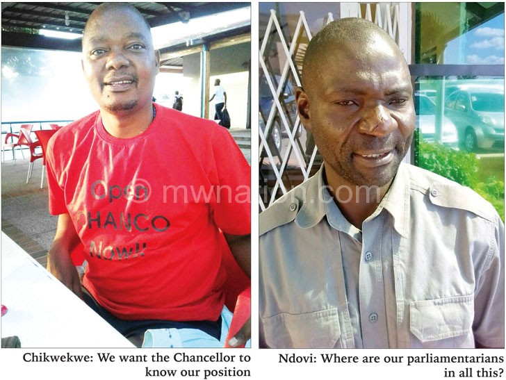 chanco saga | The Nation Online