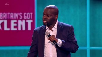 Daliso Chaponda listed for Rose D'or award