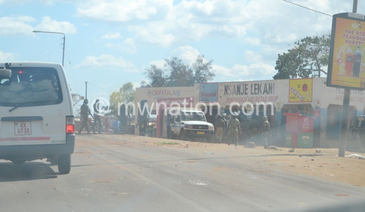 demo chileka3 | The Nation Online