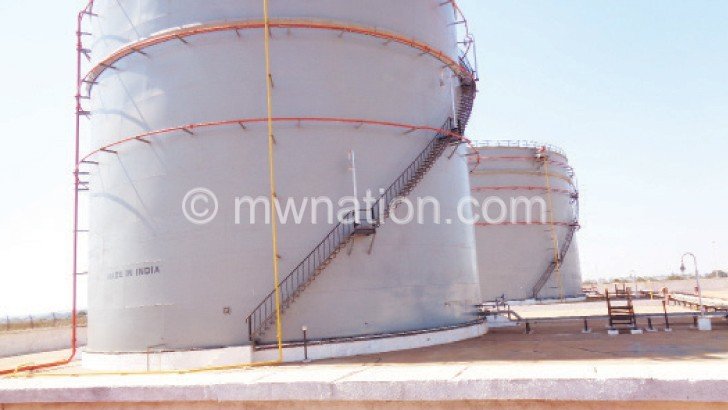 fuel reserves | The Nation Online