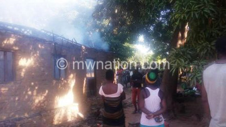 house fire | The Nation Online