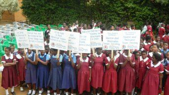 LL school commemorates Menstrual Hygiene Day