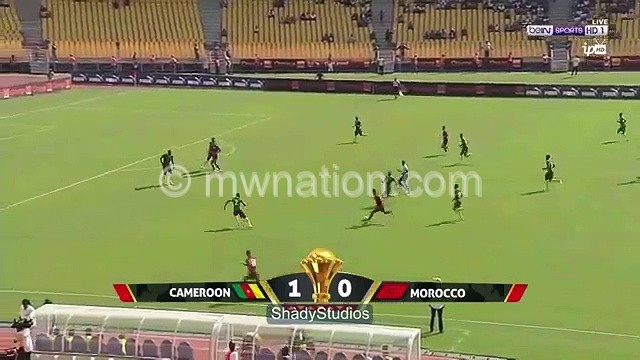 morocco cameroon | The Nation Online