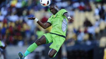 Ng'ambi claims a brace in CAF tourney match