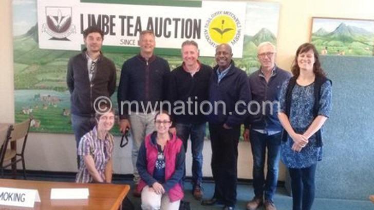 Dutch investors eye Malawi tea market