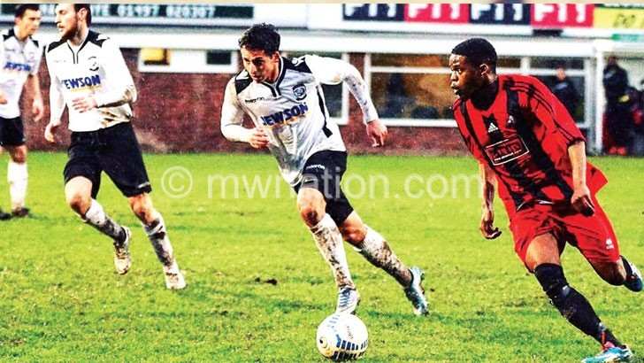 UK-based Malawian signs for National  League side