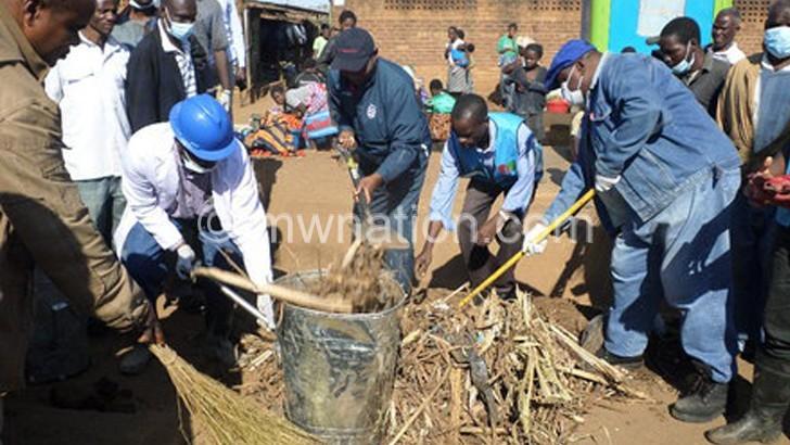 Chigumula Market lacks water, toilets—vendors
