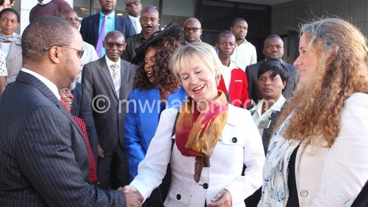 Chilima urges tough decisions to achieve accountability