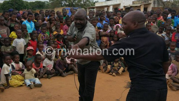 Chindime and Samalani   The Nation Online