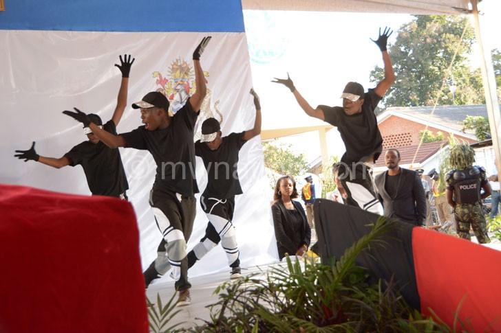 David Banda dancers | The Nation Online