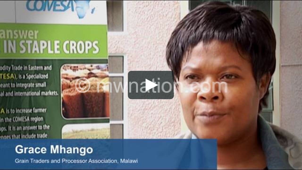 Grace Mijiga Mhango 1 | The Nation Online
