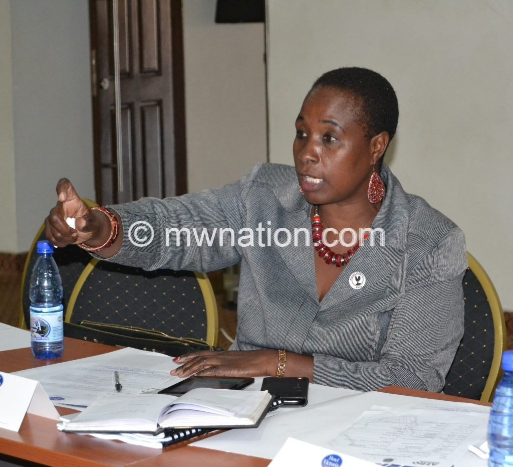 Jessie Kabwila   The Nation Online